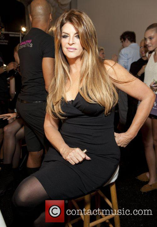 Kirstie Alley and New York Fashion Week 3