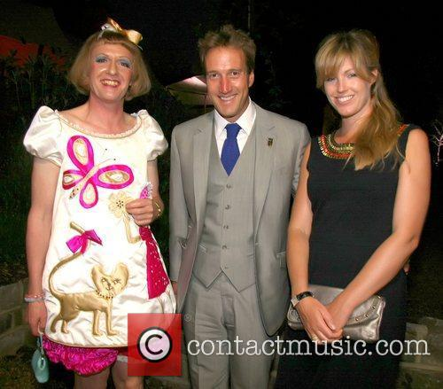 Grayson Perry and Ben Fogle 1