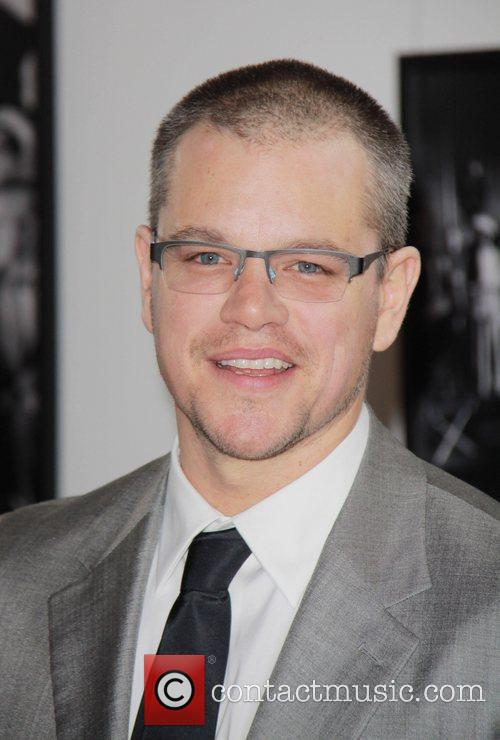 Matt Damon and Directors Guild Of America 2