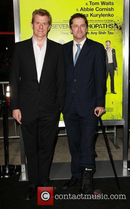 Graham Broadbent and Peter Czernin
