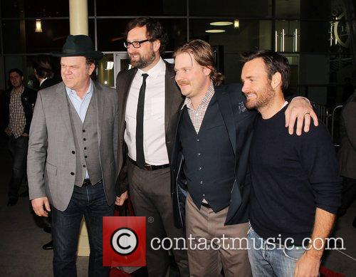 John C Reilly, Eric Wareheim, Tim Heidecker and Will Forte