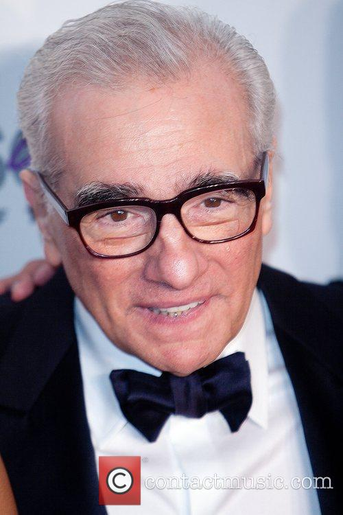 Martin Scorsese and New York Marriott Marquis
