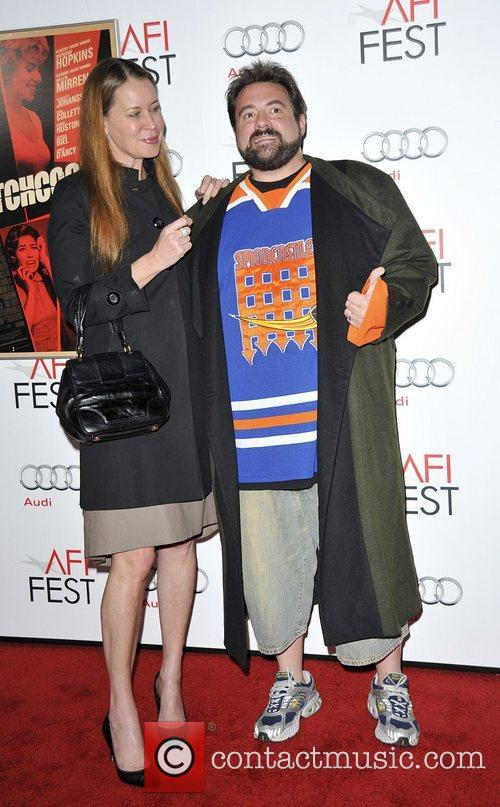 Kevin Smith and Grauman's Chinese Theatre 3