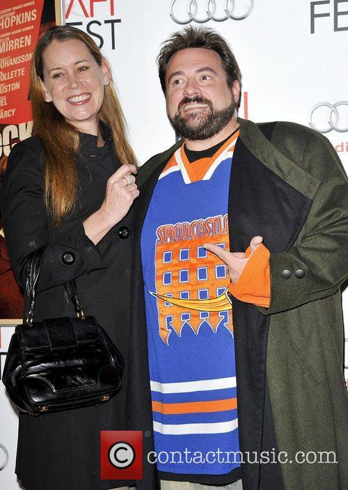 Kevin Smith and Grauman's Chinese Theatre 2