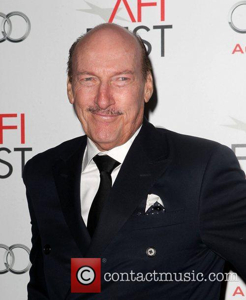 Ed Lauter and Grauman's Chinese Theatre