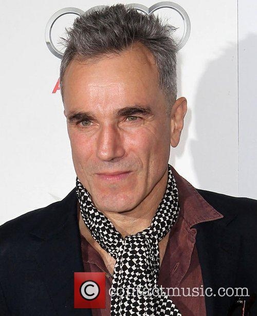 Daniel Day-lewis and Grauman's Chinese Theatre