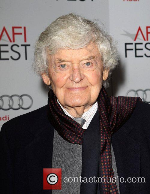 Hal Holbrook and Grauman's Chinese Theatre 1