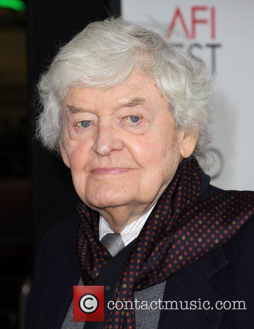 Hal Holbrook and Grauman's Chinese Theatre