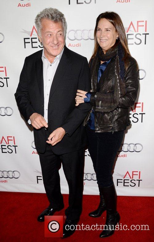Dustin Hoffman, Lisa Hoffman and Grauman's Chinese Theatre 8