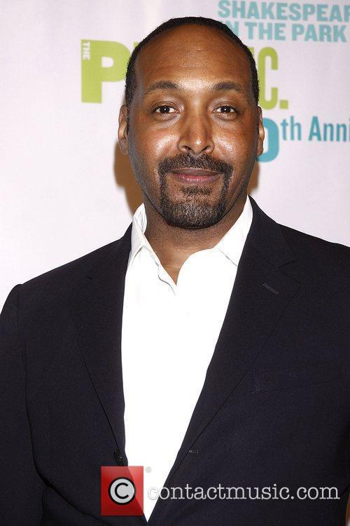 Jesse L Martin and Central Park