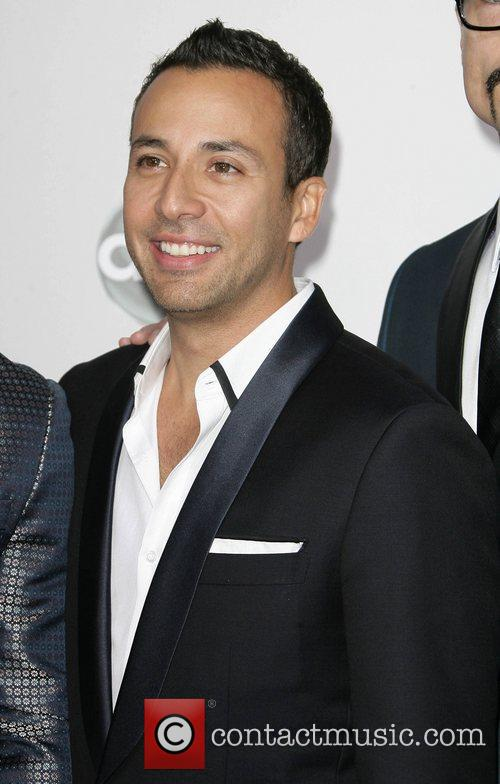 Howie Dorough and Backstreet Boys