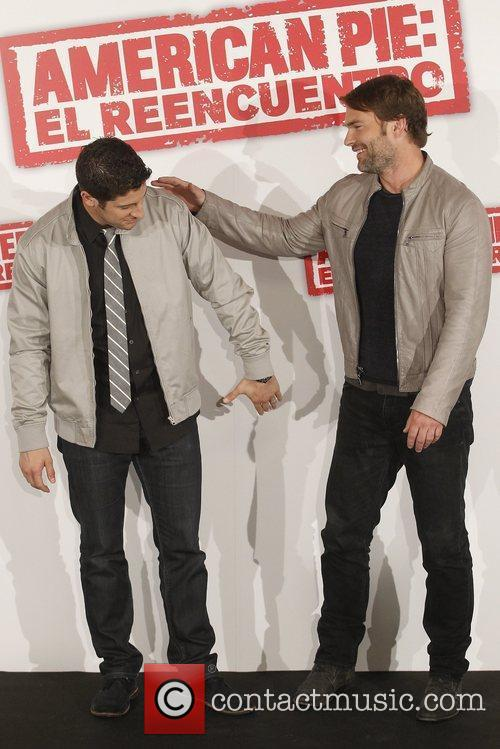 Jason Biggs and Seann William Scott 4