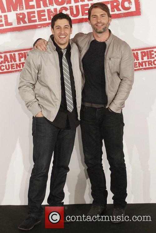 Jason Biggs and Seann William Scott 6