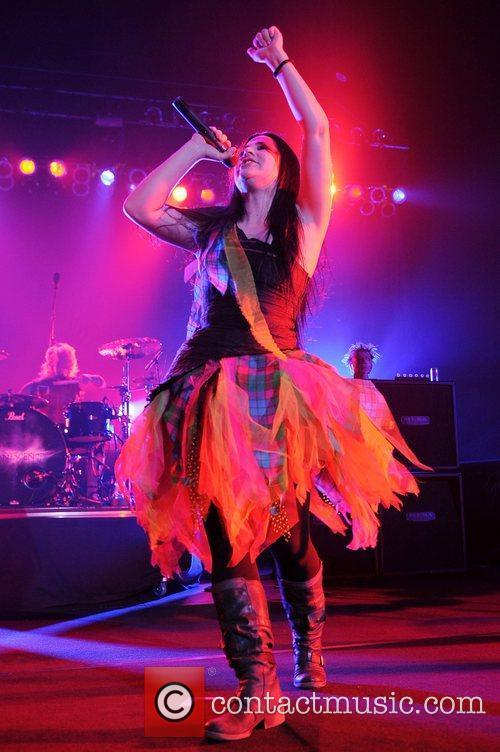 Amy Lee, Evanescence and Hard Rock Hotel And Casino 5