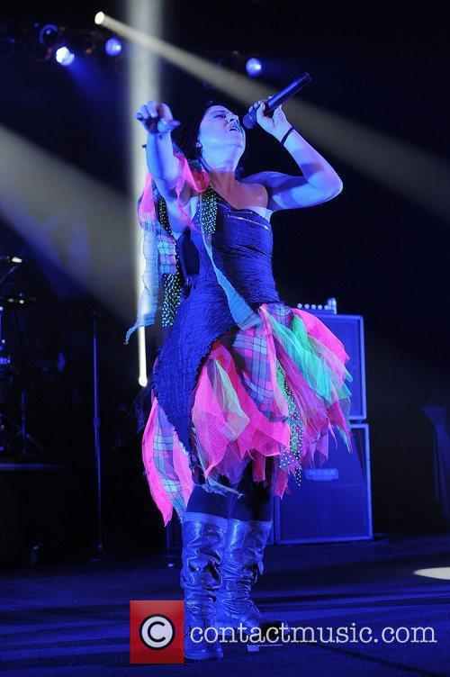 Amy Lee, Evanescence and Hard Rock Hotel And Casino 6