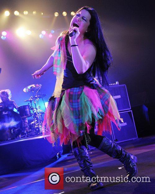 Amy Lee, Evanescence and Hard Rock Hotel And Casino 11