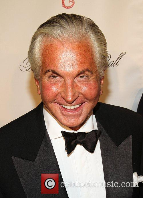 George Hamilton and The Angel Ball