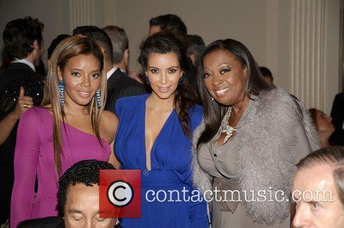 Angela Simmons, Kim Kardashian and Star Jones 10