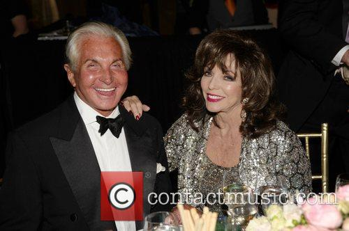 George Hamilton, Joan Collins and The Angel Ball 4