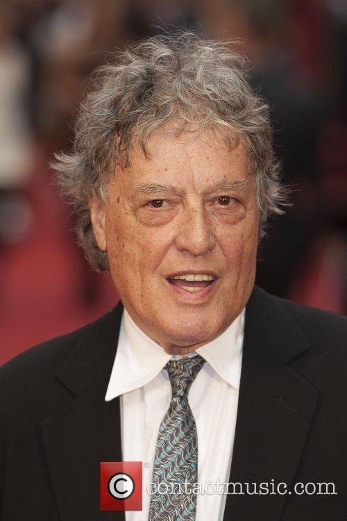 Tom Stoppard and Odeon Leicester Square