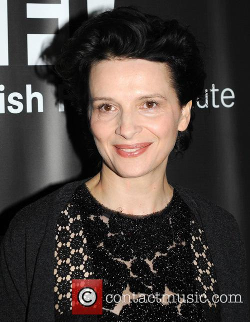Juliette Binoche, Another Womans Life and The French Film Festival