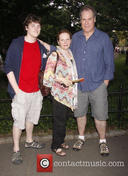 Jay O Sanders and Central Park