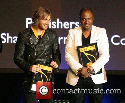 David Guetta and Taio Cruz 1