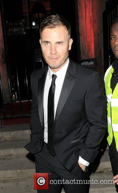 Gary Barlow, Attitude Magazine Awards and One Mayfair 2