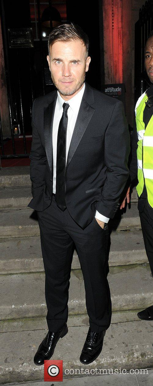 Gary Barlow, Attitude Magazine Awards and One Mayfair 3