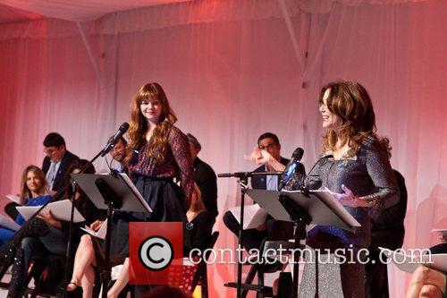 Amber Tamblyn and Mary Mcdonnell