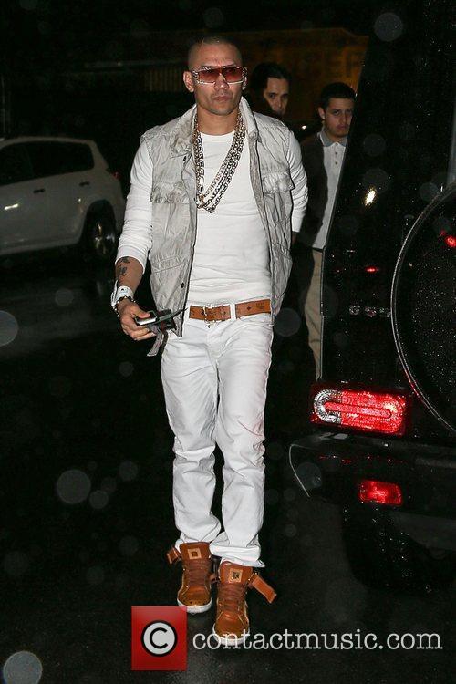 Taboo, Jaime Luis Gomez and The Black Eyed Peas 5