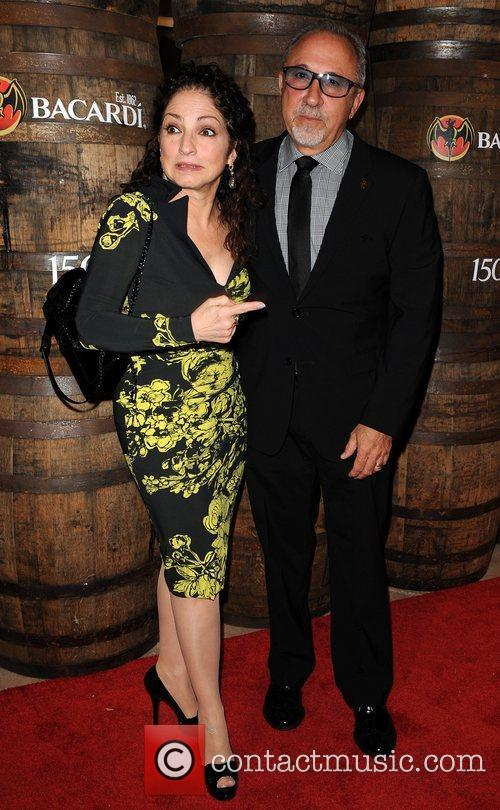 Gloria Estefan and Emilio Estefan 1