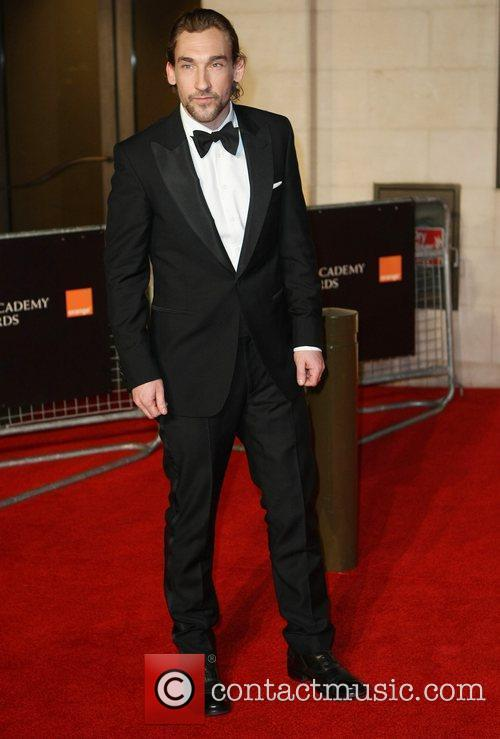 Joseph Mawle and Bafta