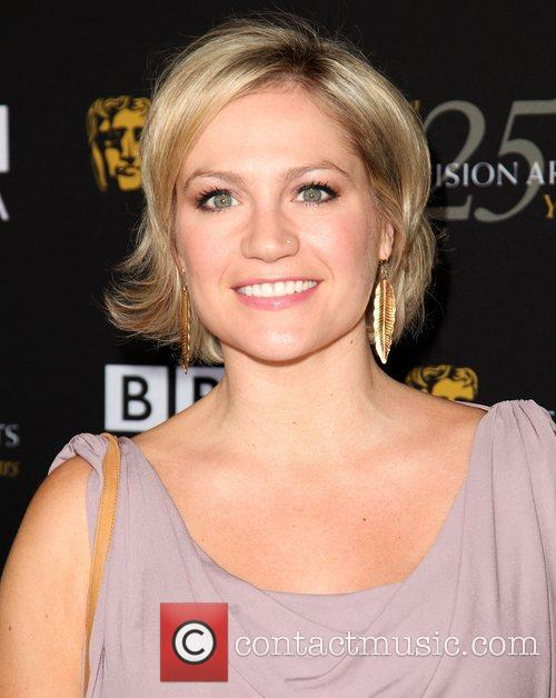 Stacey Tookey and Bafta 1