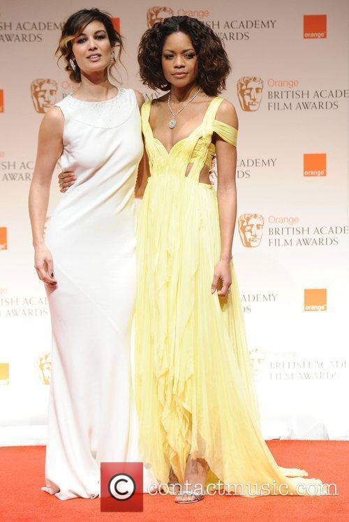 Naomie Harris and Bafta