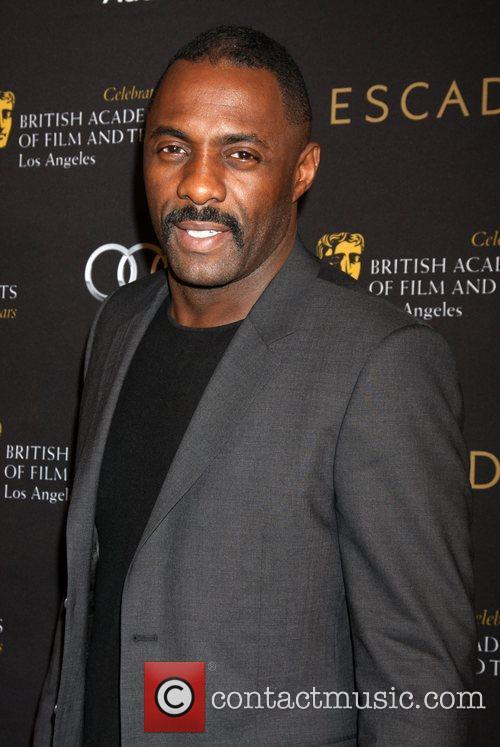 Idris Elba and Bafta 4