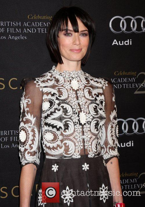 Lena Headey and Bafta