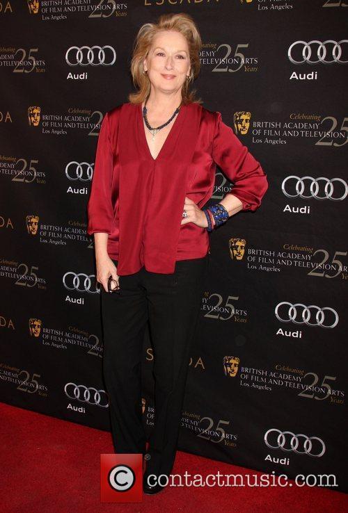 Meryl Streep and Bafta 10