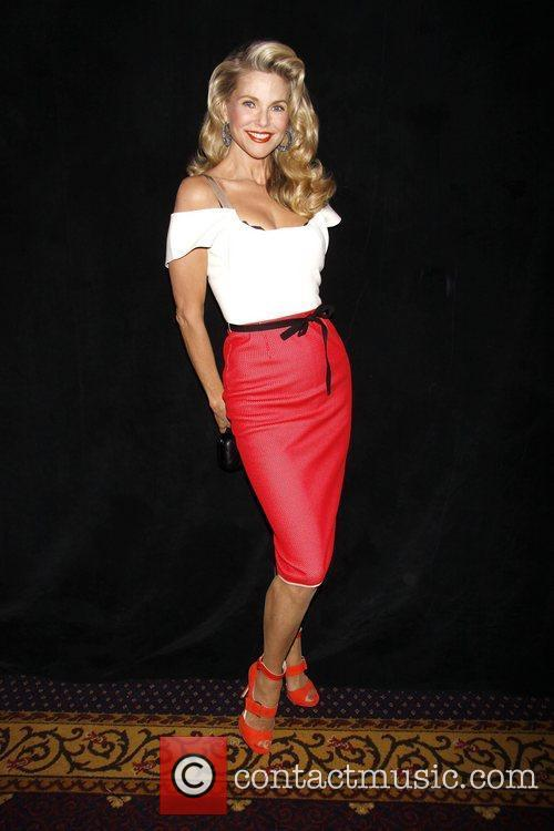 Christie Brinkley and The Hudson Theatre