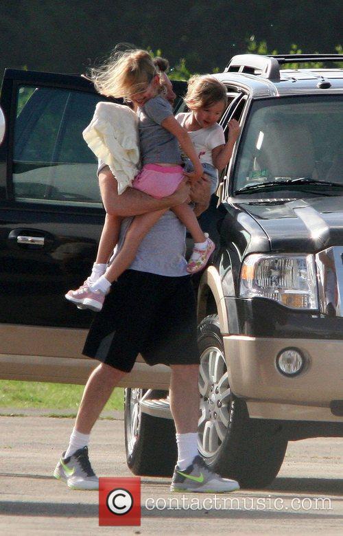 Ben Affleck and Jennifer Garner 2