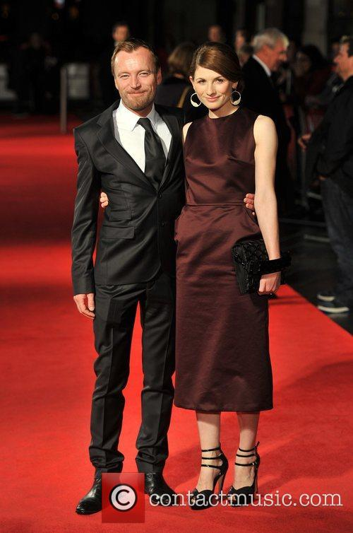 Richard Dormer and Jodie Whittaker
