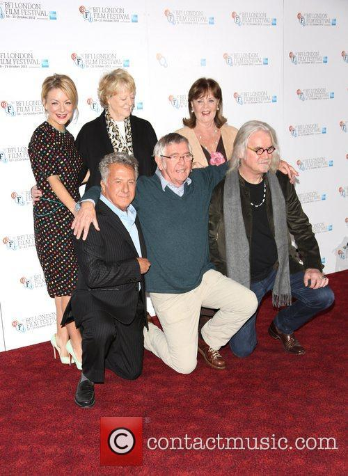 Sheridan Smith, Maggie Smith, Dustin Hoffman, Pauline Collins, Tom Courtney and Billy Connolly 8