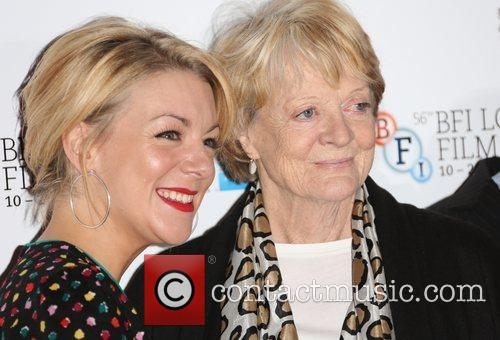 Sheridan Smith and Maggie Smith 11