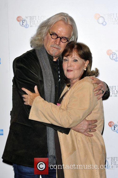 Billy Connolly and Pauline Collins 11