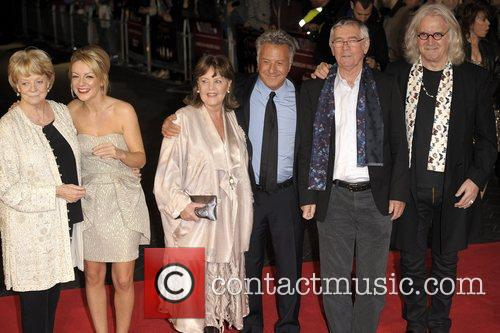 Dustin Hoffman, Billy Connolly, Pauline Collins, Dame Maggie Smith and Sheridan Smith