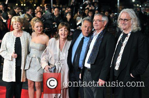 Dustin Hoffman, Billy Connolly, Pauline Collins, Dame Maggie Smith and Sheridan Smith 5