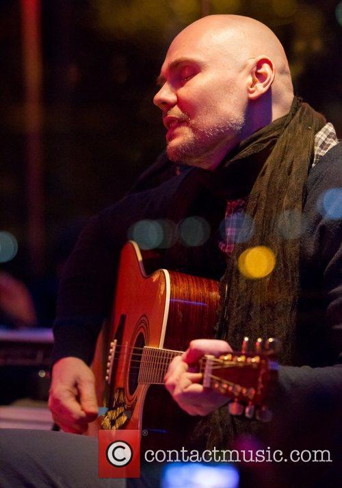 Billy Corgan and Smashing Pumpkins 7