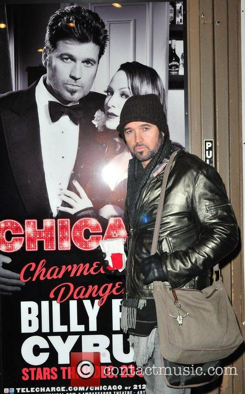 Billy Ray Cyrus and Ambassador Theatre 1