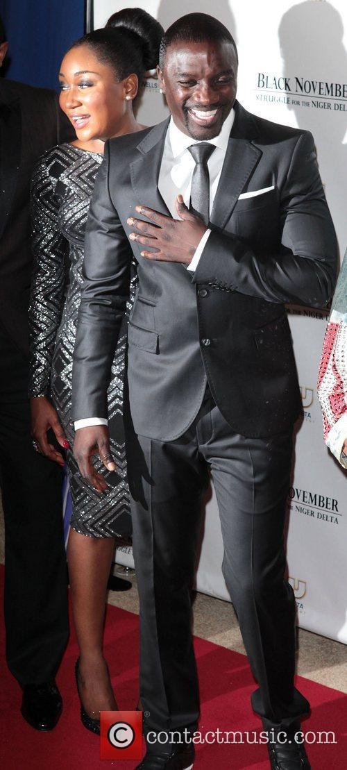 Mbong Amata and Akon 4