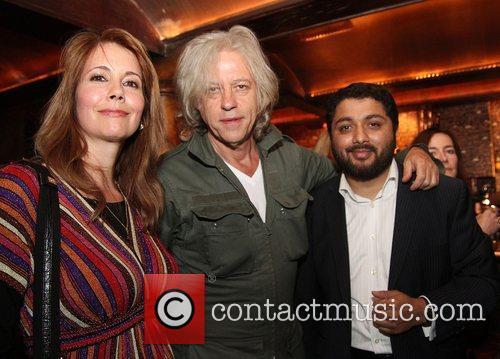 Bob Geldof and Mtv 1